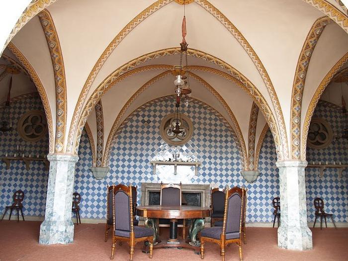 Рейнская жемчужина -Замок Штольценфельс 34250