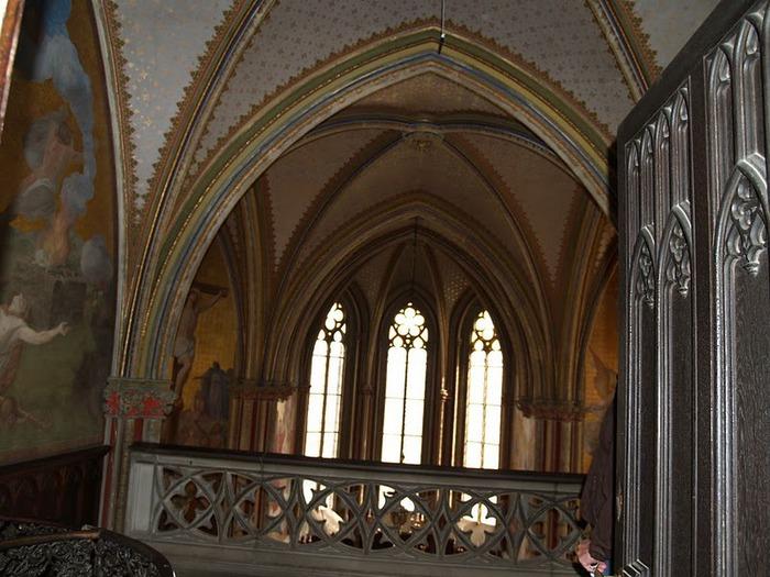 Рейнская жемчужина -Замок Штольценфельс 46280