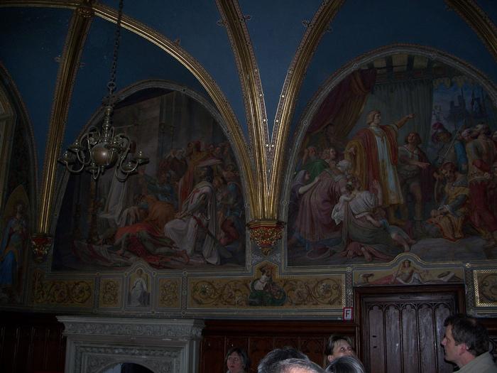 Рейнская жемчужина -Замок Штольценфельс 11063
