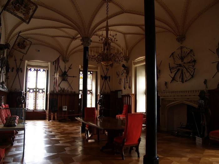 Рейнская жемчужина -Замок Штольценфельс 46985