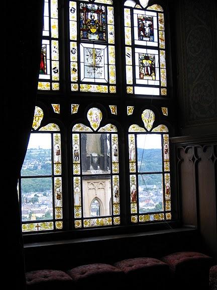 Рейнская жемчужина -Замок Штольценфельс 70073