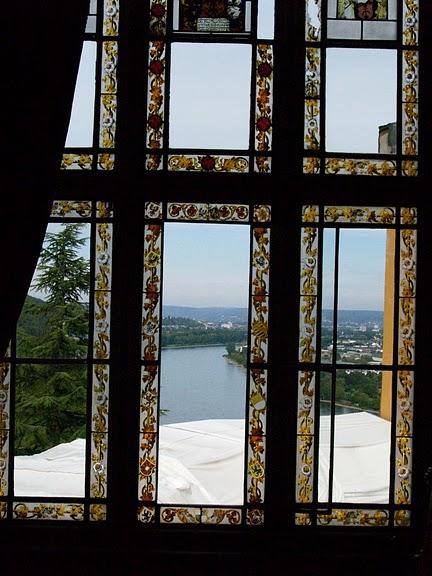 Рейнская жемчужина -Замок Штольценфельс 74284