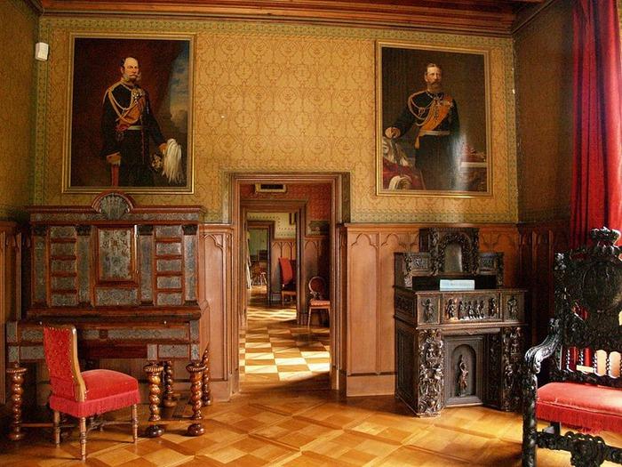 Рейнская жемчужина -Замок Штольценфельс 49551