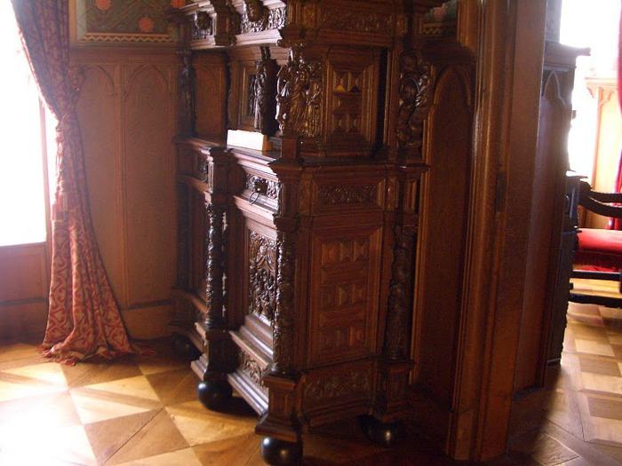 Рейнская жемчужина -Замок Штольценфельс 68435