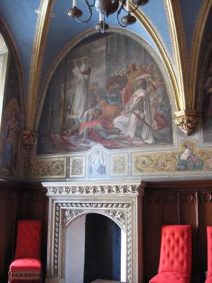 Рейнская жемчужина -Замок Штольценфельс 81148