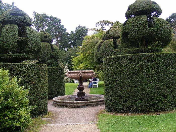 Nymans Gardens 78337