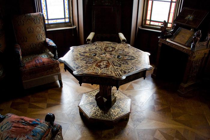 Рейнская жемчужина -Замок Штольценфельс 96019