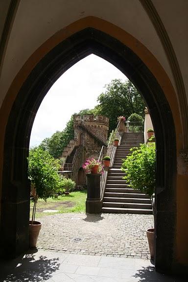 Рейнская жемчужина -Замок Штольценфельс 40715