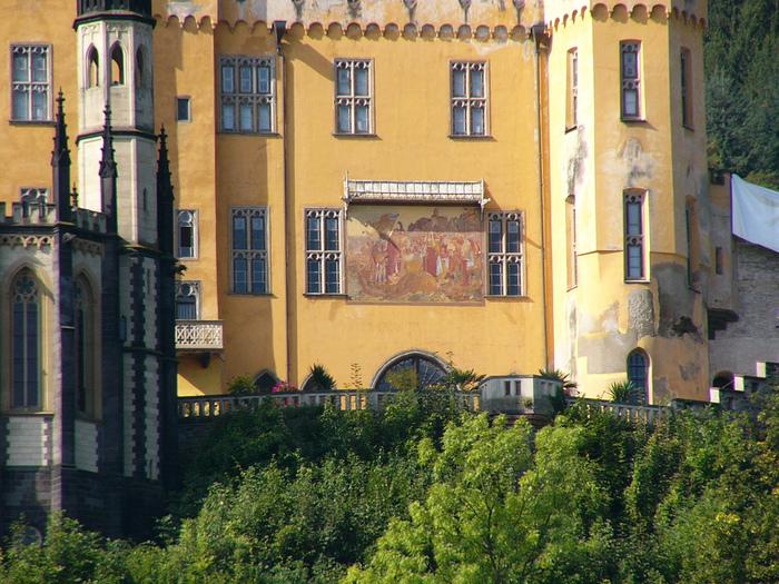 Рейнская жемчужина -Замок Штольценфельс 35033