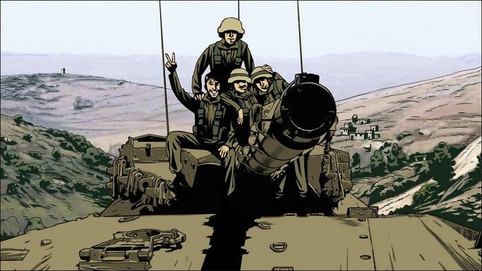 Израильские иллюстраторы Томер и Асаф Ханука (Tomer Hanuka, Asaf Hanuka) sc33-4(temp3)