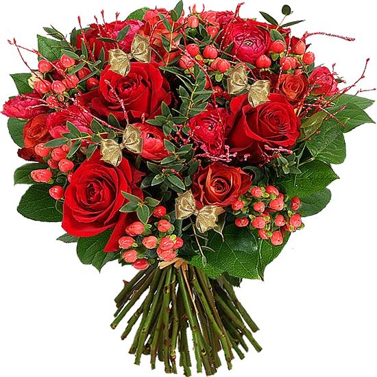цветы букет клипарт: