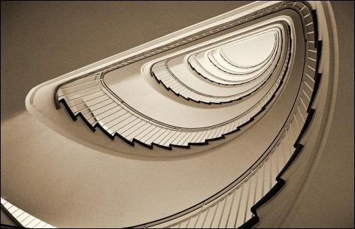 45 спиральных лестниц 2