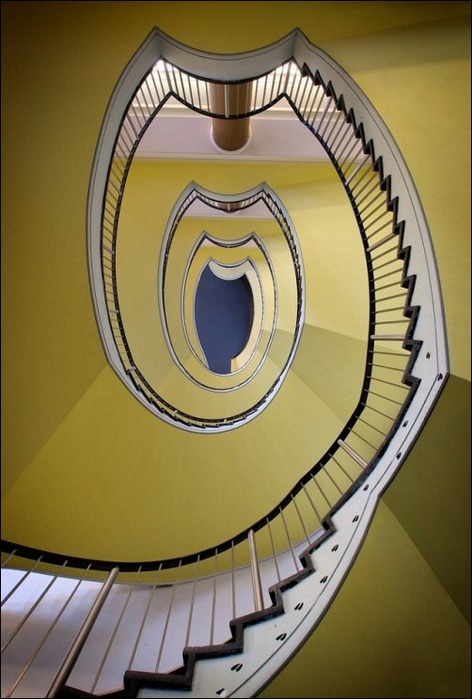 45 спиральных лестниц 28