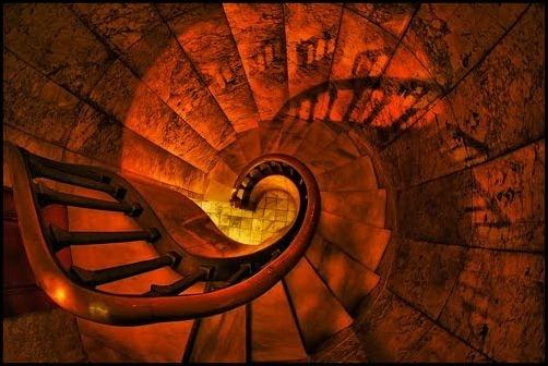 45 спиральных лестниц 41