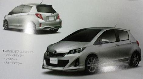 Toyota Yaris ���������� ���������