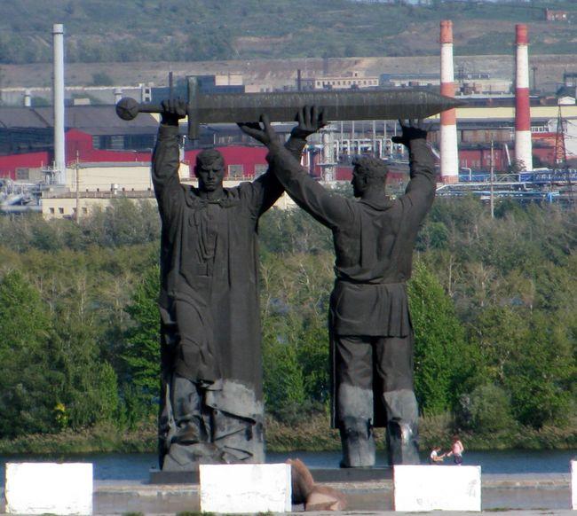 Памятник с крестом Магнитогорск купить памятник на кладбище Телецентр