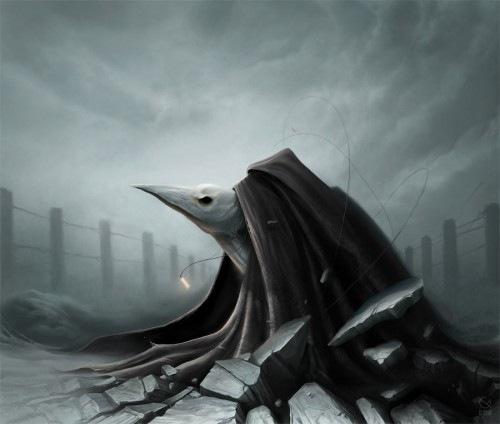 Иллюстрации Антона Семёнова известного под ником Gloom82 3