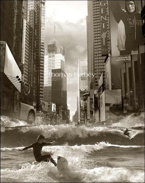 Волшебный мир фотохудожника Thomas Barbey 25