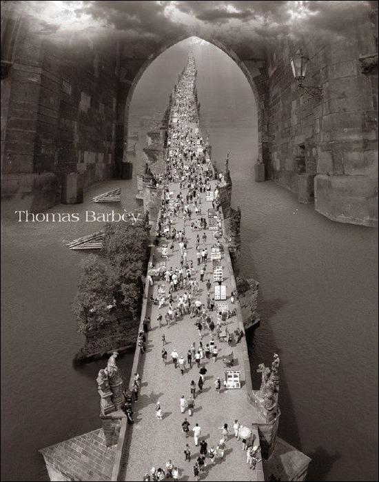 Волшебный мир фотохудожника Thomas Barbey 33