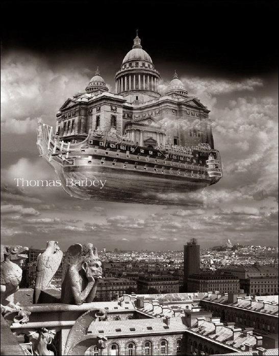 Волшебный мир фотохудожника Thomas Barbey 35