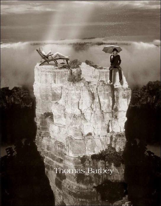 Волшебный мир фотохудожника Thomas Barbey 39
