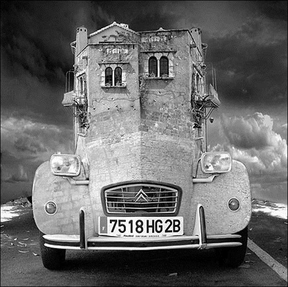 Волшебный мир фотохудожника Thomas Barbey 43