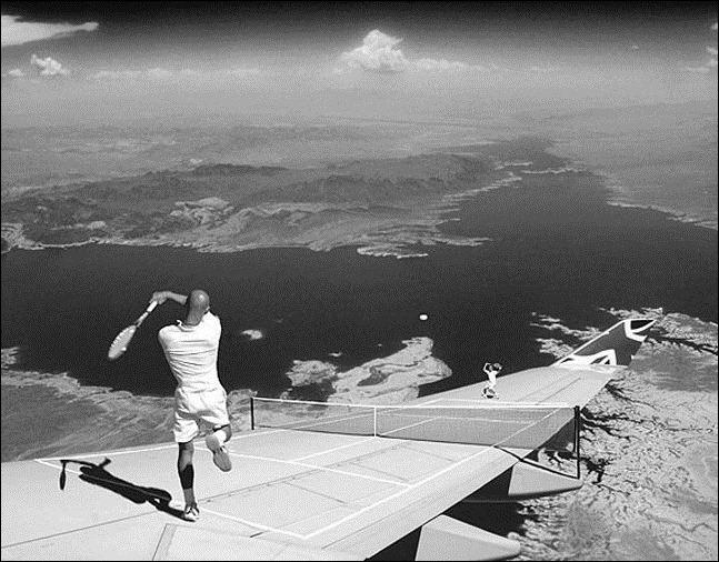 Волшебный мир фотохудожника Thomas Barbey 58