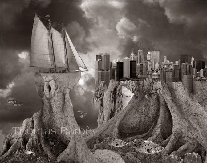 Волшебный мир фотохудожника Thomas Barbey 74