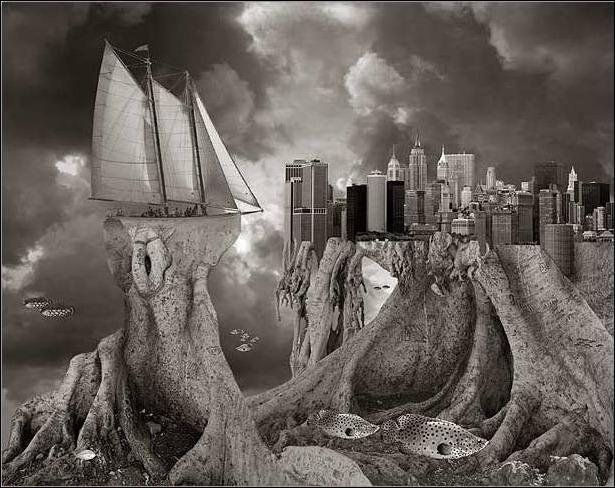 Волшебный мир фотохудожника Thomas Barbey 78