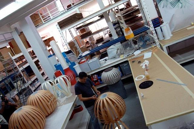 Экскурсия на фабрику света lzf, Валенсия 2