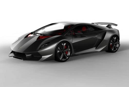 Sesto Elemento - новый концепт от Lamborghini 5
