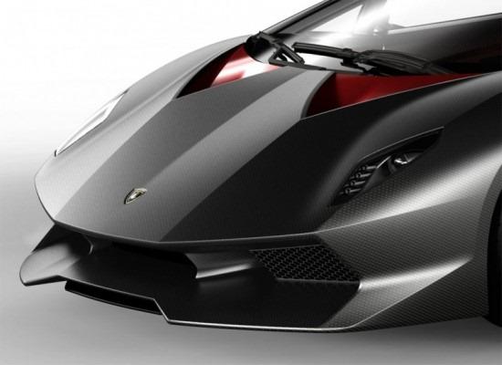 Sesto Elemento - новый концепт от Lamborghini 9