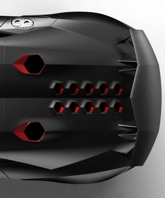 Sesto Elemento - новый концепт от Lamborghini 10