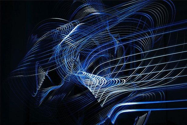 100 великолепных примеров светографики (Light Painting) 25