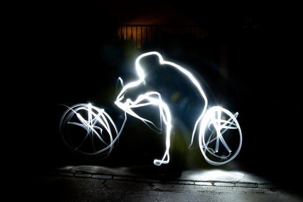 100 великолепных примеров светографики (Light Painting) 37