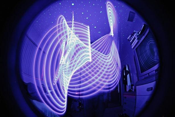 100 великолепных примеров светографики (Light Painting) 49