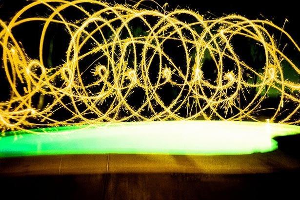 100 великолепных примеров светографики (Light Painting) 51