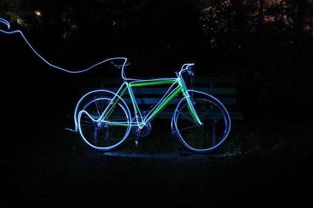 100 великолепных примеров светографики (Light Painting) 60