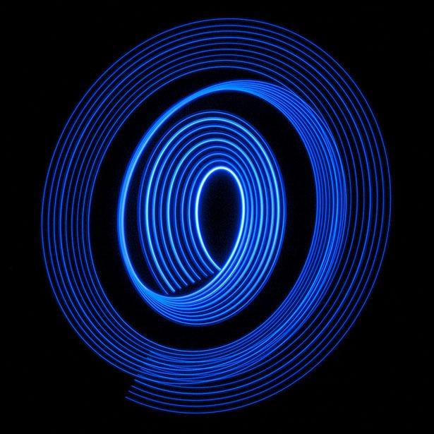 100 великолепных примеров светографики (Light Painting) 78