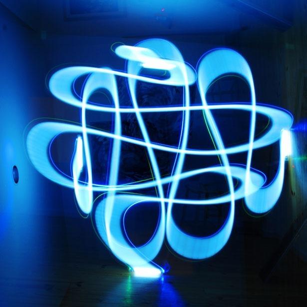 100 великолепных примеров светографики (Light Painting) 80