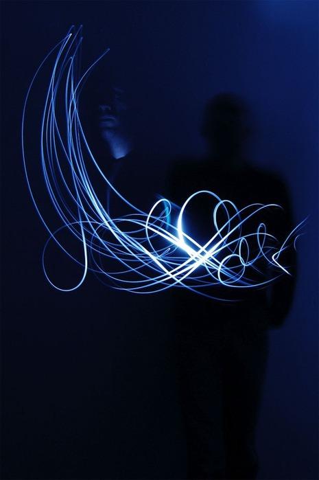100 великолепных примеров светографики (Light Painting) 85