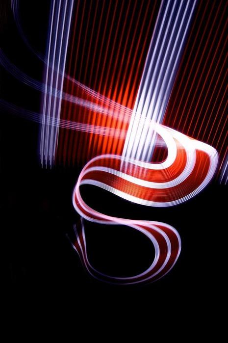100 великолепных примеров светографики (Light Painting) 90