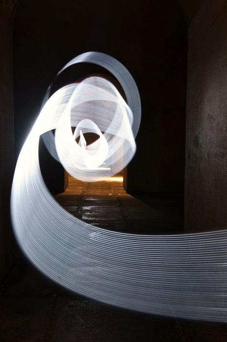 100 великолепных примеров светографики (Light Painting) 100