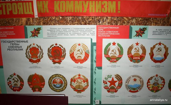 гербы республик ссср