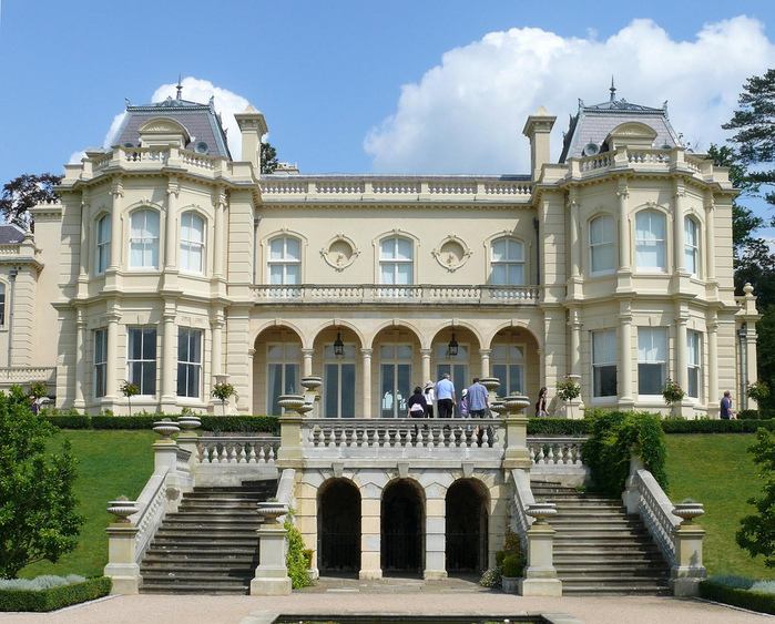 Черкли-Корт - CHERKLEY COURT. 27931
