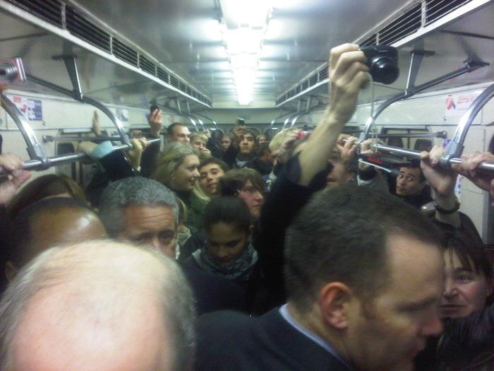 Шварцнеггер метро