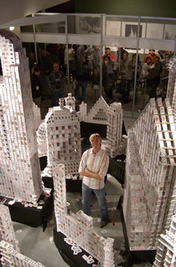 Карточные домики Браяна Берга (Bryan Berg) 3