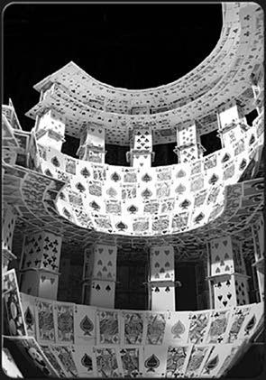 Карточные домики Браяна Берга (Bryan Berg) 9