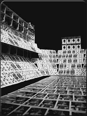 Карточные домики Браяна Берга (Bryan Berg) 10