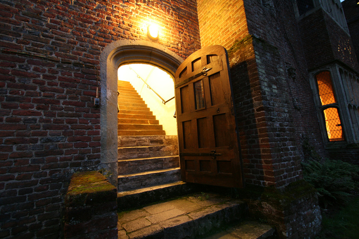 Замок Хёрстмонсо - Herstmonceux Castle 20762